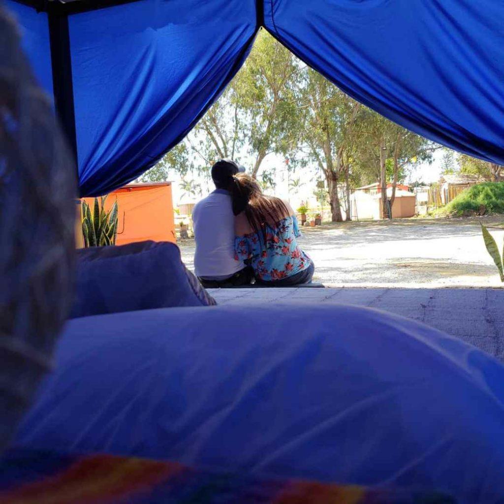 gamping delux mesa de los santos santander bucaramanga