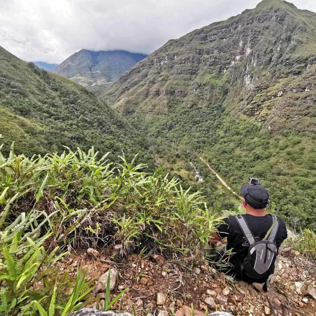 Cañon de la hondura Gámbita Santander tour trekking senderismo