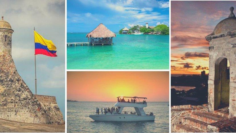 Lugares turísticos de Cartagena de India