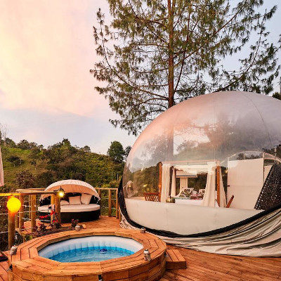 BubbleSky Glamping Colombia