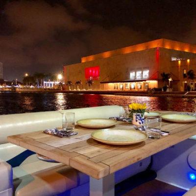 crucero y cena plan romántico pareja cartagena 2