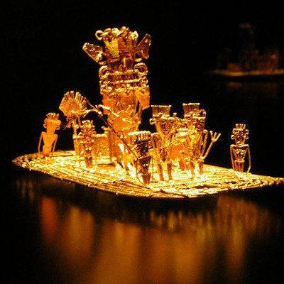 museo del oro cali Lugares turísticos de Cali